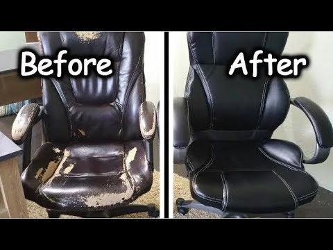 Đệm ghế gaming bị rách